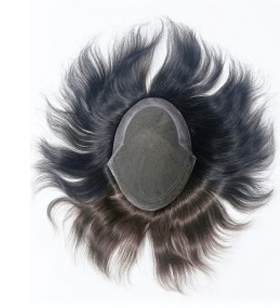 hair replacement system for non-surgical hair loss treatment
