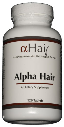 Herbal non-surgical hair loss treatment